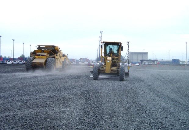 Terminal 6 Auto Warehousing Expansion